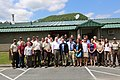 A group shot of White River National Fish Hatchery staff with Senator Leahy and Congressman Welch. (35088806123).jpg