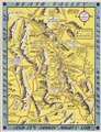 A hysterical map of Death Valley National Monument - and it's lookin' mighty low LOC 2008625103.tif