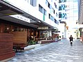 A public walk with restaurants, 100 McLachlan Street 01.JPG