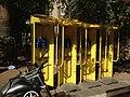 A row of Greek public Telephones..jpg