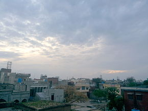 A view of Sadhu Neighbourhood of Jalalpur Jattan.jpg