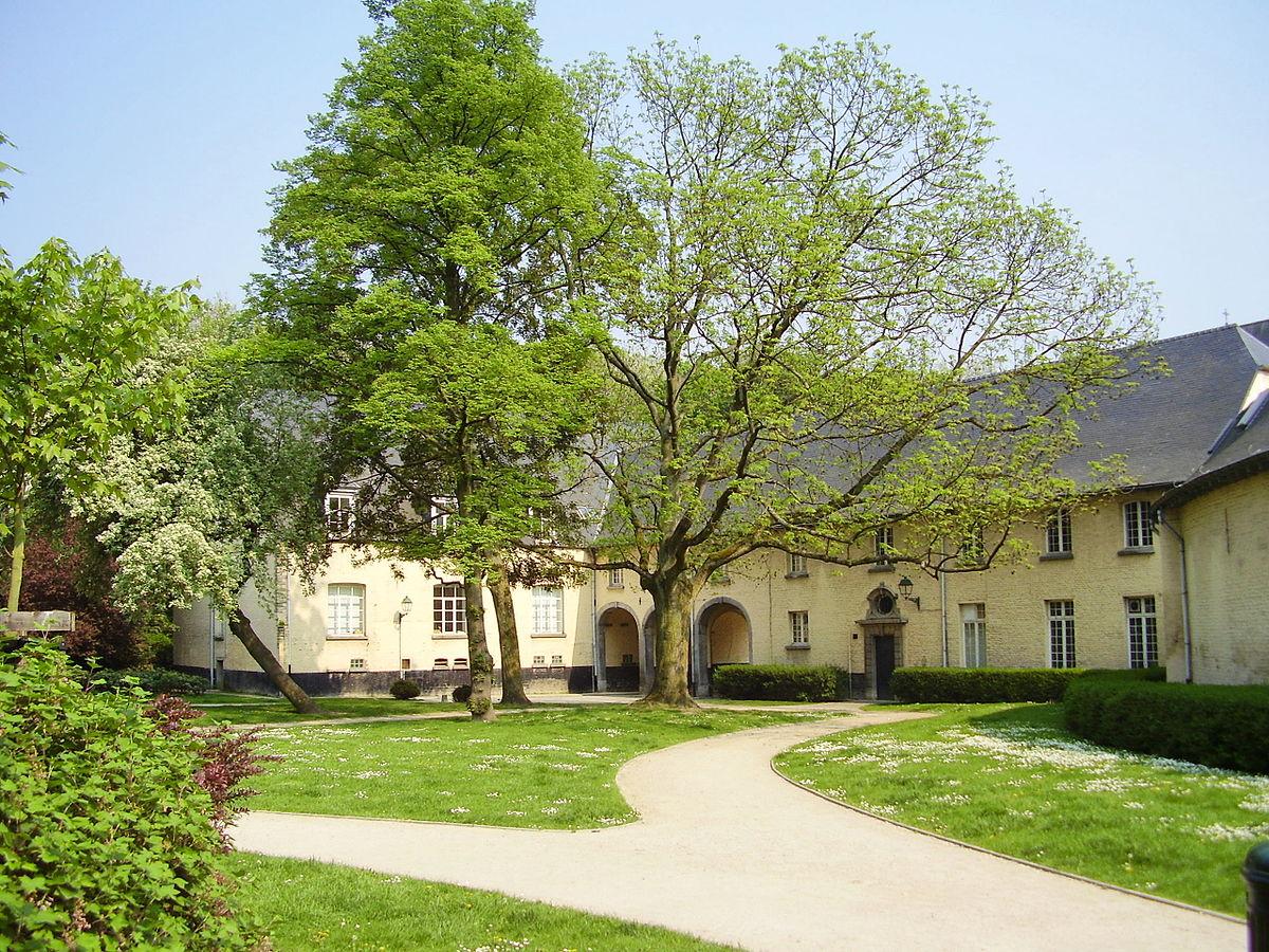 Abbaye de la cambre wikip dia for Bois de la chambre bruxelles