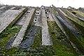 Abbey - Mont Saint Michel Abbey walls (32544176890).jpg