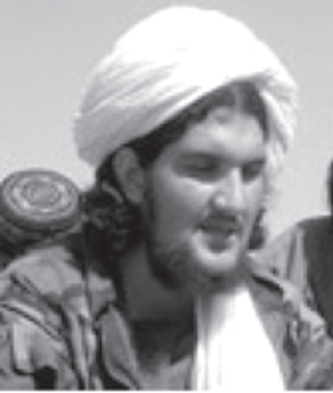 "Abdullah Mehsud - Abdullah Mehsud from his US ""most wanted poster""."