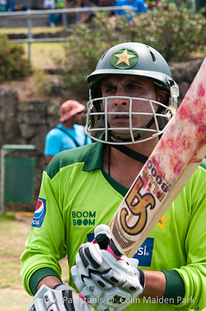 Abdur Rehman (cricketer, born 1980) - Image: Abdur Rehman