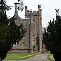 Abercairny, stable block - view from W.jpg