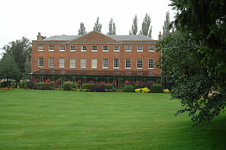 Granta Park - Abington Hall on Granta Park contains rooms of TWI's training school and Plant Integrity Ltd