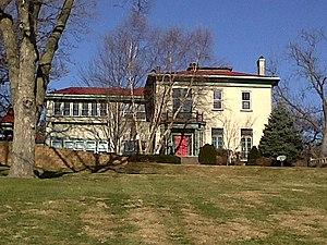 Abner Davison House - Image: Abner Davison House