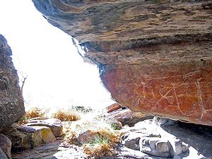 Kakadu National Park - The Ubirr Aboriginal rock art site