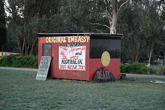 Aboriginal Tent Embassy - Aboriginal Tent Embassy