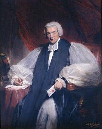 William Howley - Image: Abp William Howley