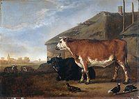 Abraham Calraet veestuk 1670.jpg