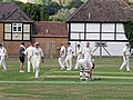 Abridge CC v High Beach CC at Abridge, Essex, England 29.jpg