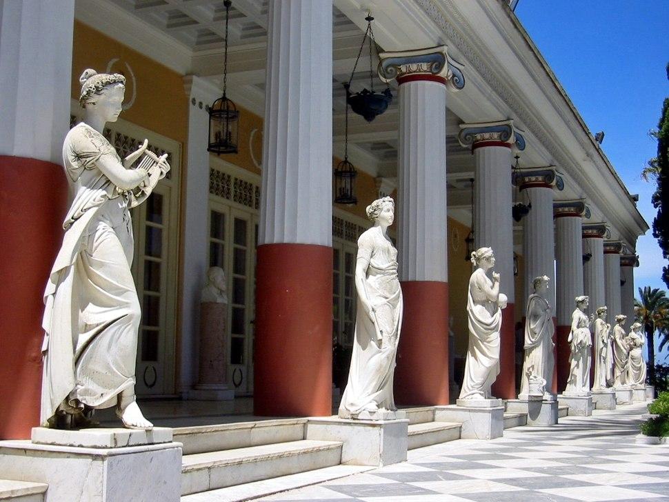 Achilleion Terrace Corfu(1)