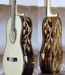 guitare yamaha folk
