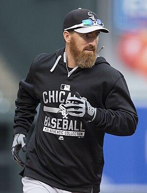 Adam LaRoche - LaRoche with the Chicago White Sox in 2015