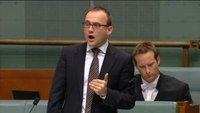 File:Adam speaks against Nauru plan.webm