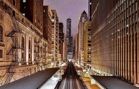 Adams-Wabash, Chicago