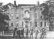 Addiscombe Seminary photo c.1859