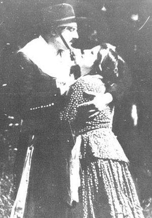 Libertad Lamarque - Lamarque in Adiós, Argentina (1930)
