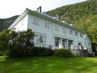 Thorvald Astrup - Image: Admini Rjukan