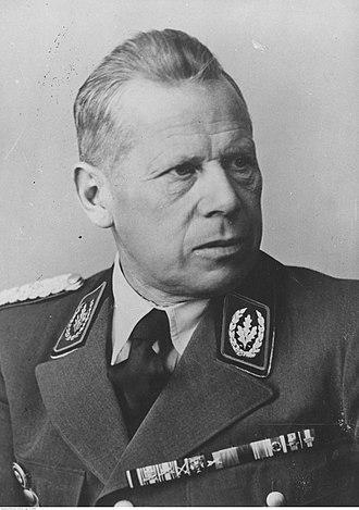 Korpsführer - Image: Adolf Hühnlein (1881 1942)