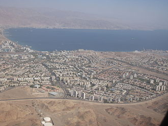 Eilat - Eilat aerial view