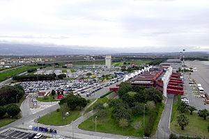 Lamezia Terme International Airport - Image: Aeroporto Lamezia