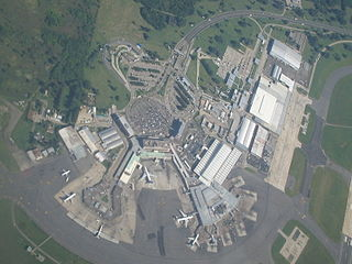 Ministro Pistarini International Airport International airport in Argentina