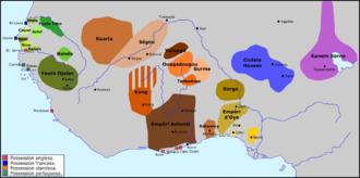 Futa Tooro - Futa Toro and West African kingdoms, c. 18th century.