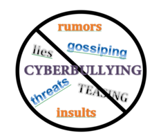 Image result for time to fight back cyberbullies