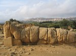 Agrigento-Tempio di Zeus Olimpico Atlas01