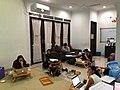 Agustus 30 2018 APG19 Lokakarya Wikimedia Commons & ISA di Jakarta.jpg