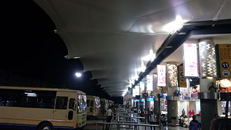 Gujarat State Road Transport Corporation - Central Bus Station of Ahmedabad