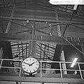 Ahoy-complex te Rotterdam onder sloop, de klok gaat naar beneden, Bestanddeelnr 918-6926.jpg
