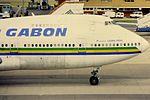 Air Gabon B747-200 at JNB (16125257065).jpg