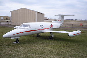 Air Zoo Learjet II.JPG