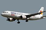 Airbus A320-214 Iberia EC-IZR One World (8728187857).jpg