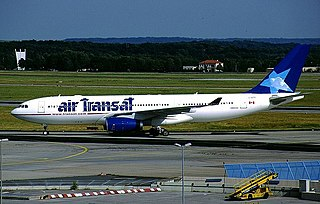 Air Transat Flight 236 2001 aviation incident involving an Air Transat Airbus A330 over the North Atlantic Ocean