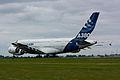 Airbus A380 F-WWDD at ILA 2010 11.jpg