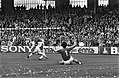 Ajax-spits Ruud Geels scoort zijn derde doelpunt (4-0), Bestanddeelnr 929-1173.jpg