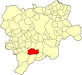Albacete Elche de la Sierra Mapa municipal.png