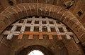 Alcudia, Puerta del Moll, detalle de rastrillo.jpg