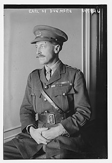 Alexander Murray, 8th Earl of Dunmore in 1917.jpg