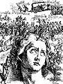 Alexandru Asachi, ROMANIA cotropita de Evreĭ și Strainĭ, Almanahul de Învățătură, 1875.jpg