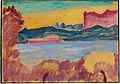 Alexej von Jawlensky - Landschaft, Genfer See.jpg