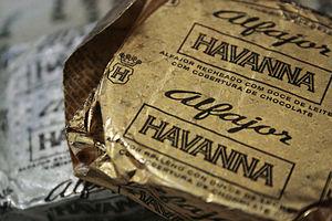 Havanna (Argentine company) - Havanna's classic alfajores.