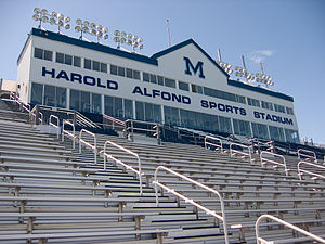 Alfond Stadium (University of Maine)