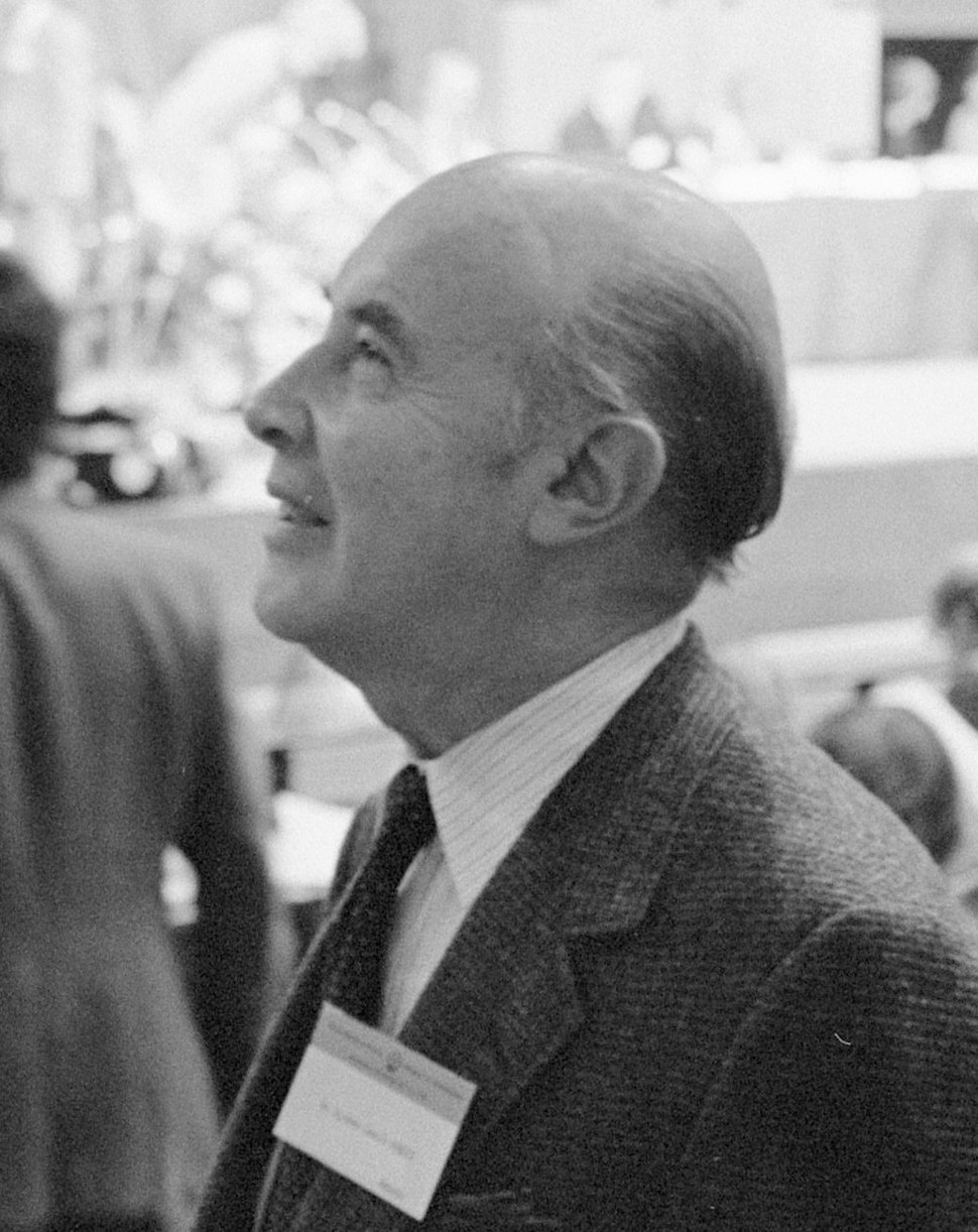 Alfonso Garcia Robles 1981