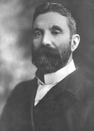 Barton Ministry - Image: Alfred Deakin A G